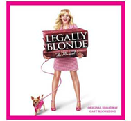 Legally Blonde CD