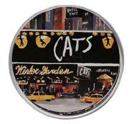 Cats Coaster Set