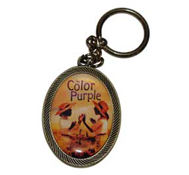 The Color Purple Keychain