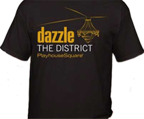 Dazzle the District T-Shirt
