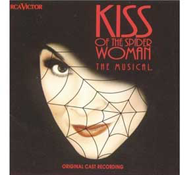 Kiss of the Spiderwoman CD