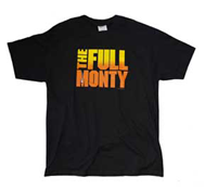 The Full Monty T-Shirt