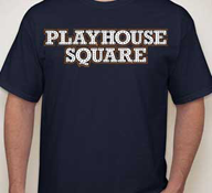 Playhouse Square Retro Sign Adult T-Shirt