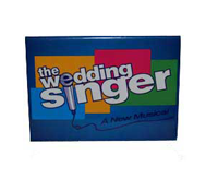 The Wedding Singer Magnet