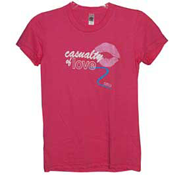 "The Wedding Singer ""Casualty of Love"" T-Shirt"