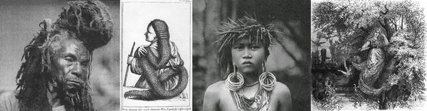 <strong> Cultural Appropriation, Cultural Appreciation: </strong> Do you know the Historical Context of your Dreadlocks?