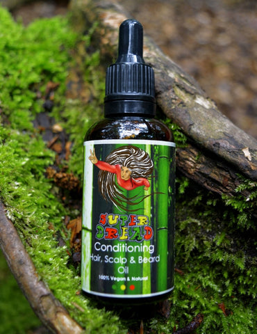 Super Dread Conditioning Hair, Scalp and Beard Oil