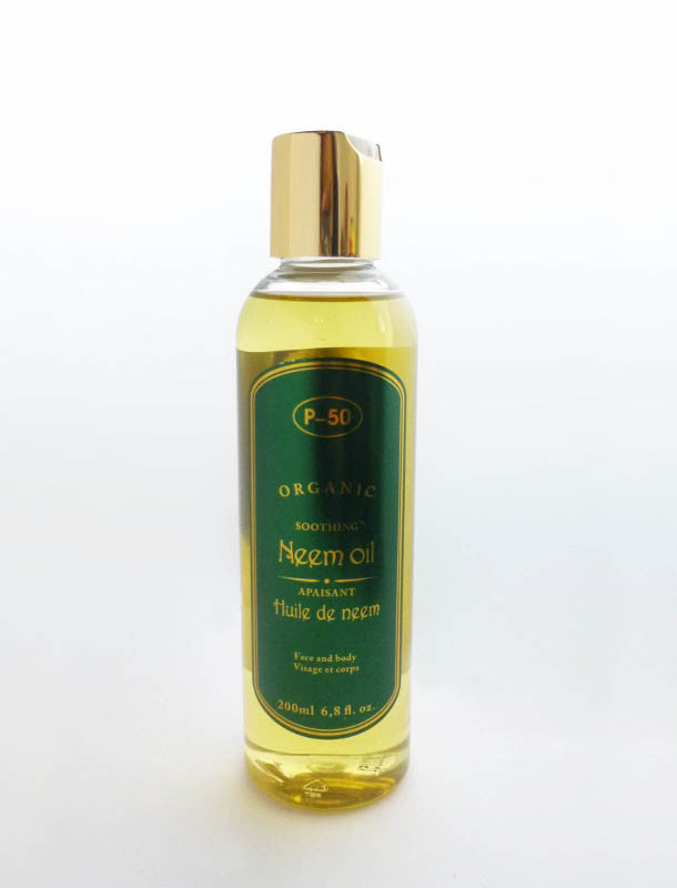 Organic Soothing Neem Oil