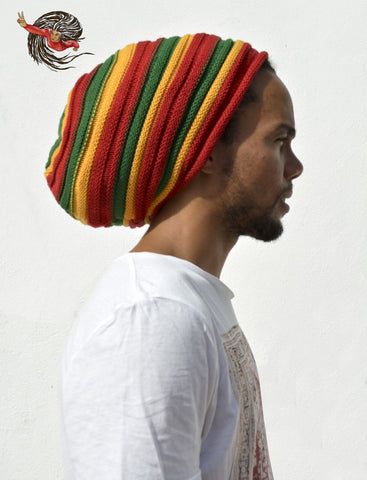 Rasta Striped Tam