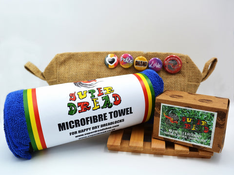 Super Dread Dreadlock Care Gift Set