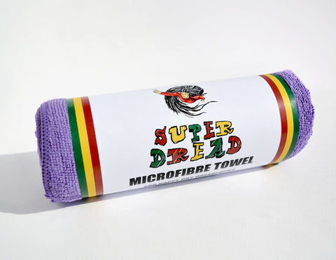 Large Super Dread Microfibre Towel