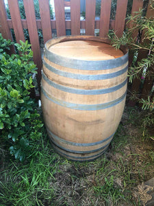 Full Oak Barrel