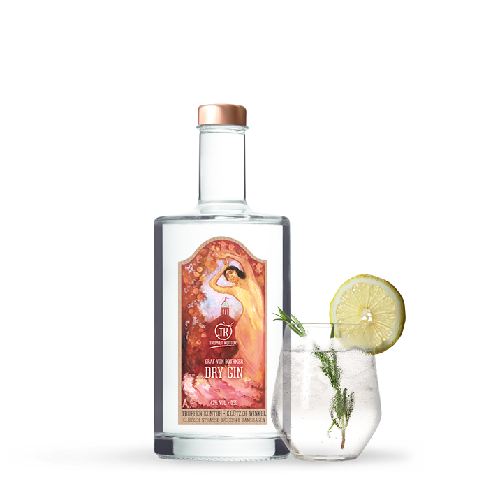 DRY GIN Graf von Bothmer - [product-vendor] -  - [product-type]