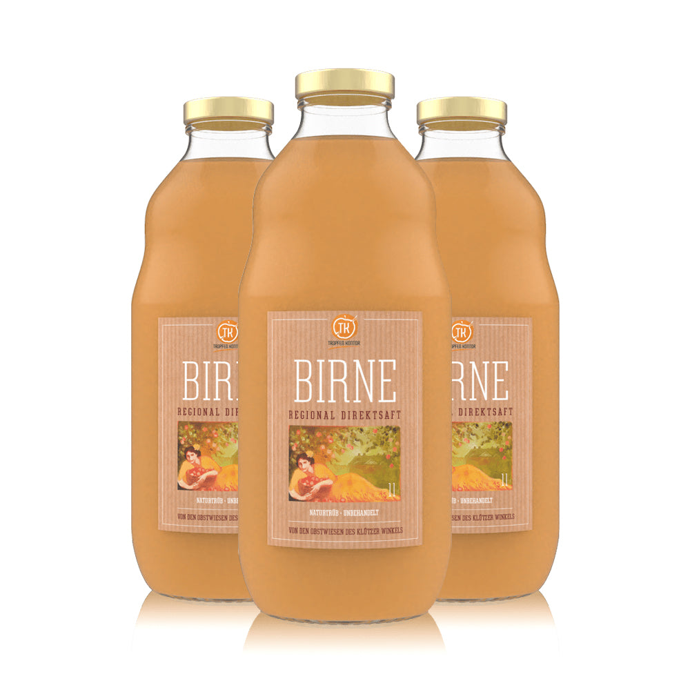 Birnensaft Regional - [product-vendor] - 3 Flaschen - 3L - [product-type]