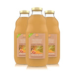 BIO Apfelsaft Finkenwerder Herbstprinz - [product-vendor] - 3 Flaschen - 3L - [product-type]