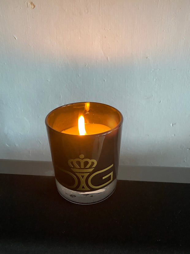 Yellow Gold Candle