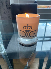 White Gold Candle