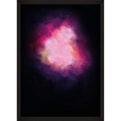 GALAXY EXPLOSION (DIAMOND DUST - PINK), 2018