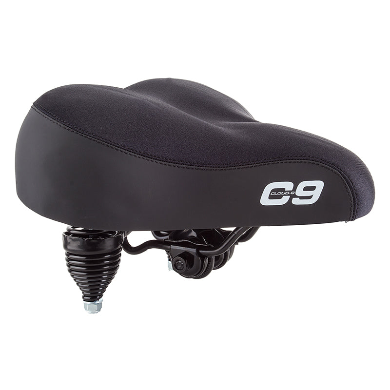 SADDLE C9 CRUISER ANATOMIC LYCRA BK