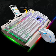 Load image into Gallery viewer, Ninja Dragon Premium NX900 USB Wired Gaming Keyboard and Mouse Set