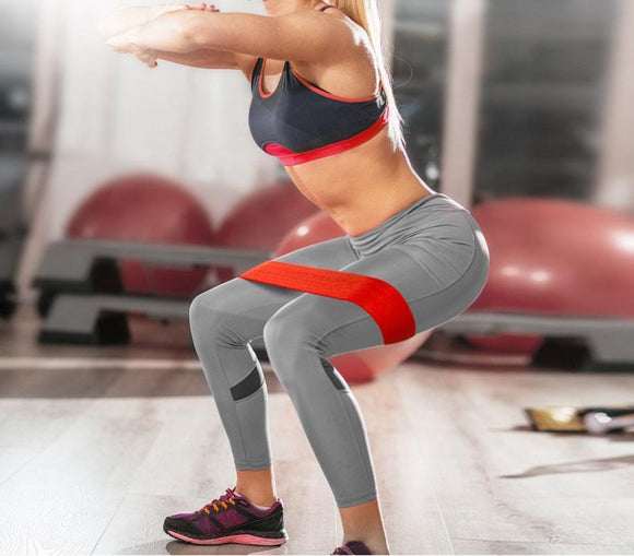 3 pcs set Glute and Hip Resistance Bands
