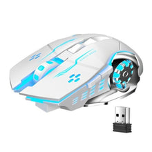 Load image into Gallery viewer, Ninja Dragons Z9 Alpha 2400 DPI Wireless Gaming Mouse