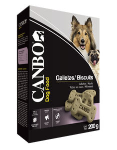 Canbo Snacks biscuit 200 gr.