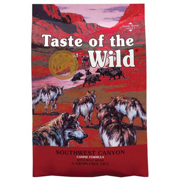 Taste Of The Wild Southwest canyon canine 2 kg.