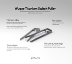 Load image into Gallery viewer, Wuque Titanium Switch Puller