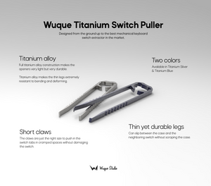 Wuque Titanium Switch Puller