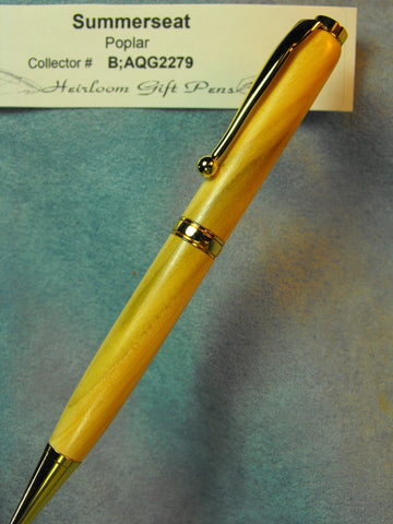 Two United States Founding Fathers Pen # B;AQG2279
