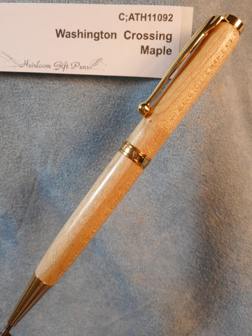 Washington Crossing Maple Pen  #C;ATH11092