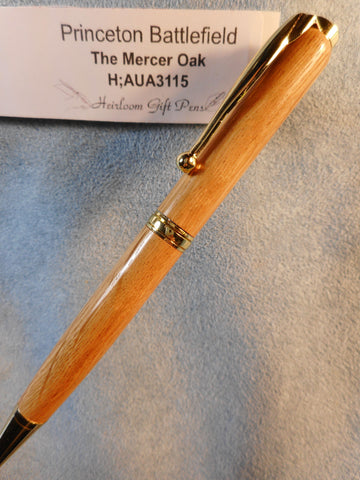 American Revolution - Battle of Princeton – The Famous Mercer Oak pen  H;AUA3115