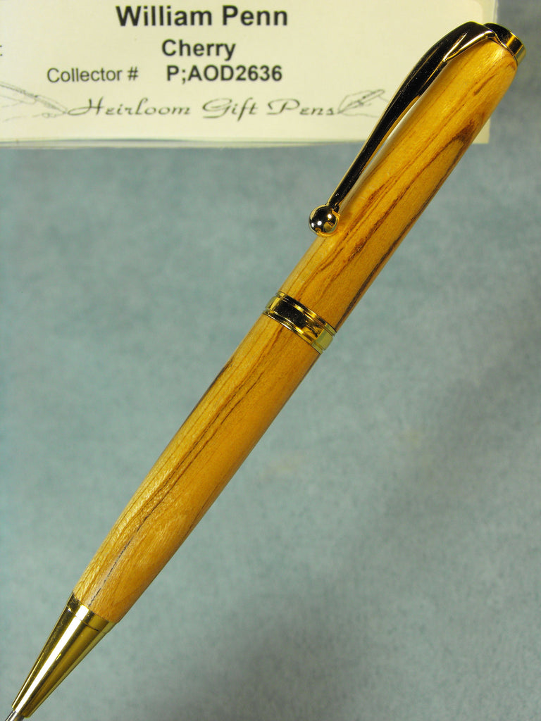 Philadelphia Executive William Penn Pen