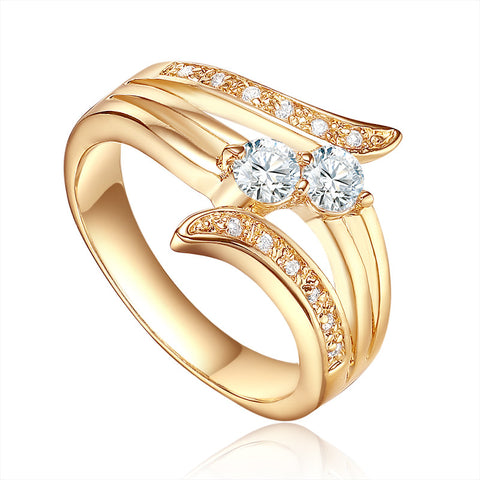 Double Row Crossover Ring