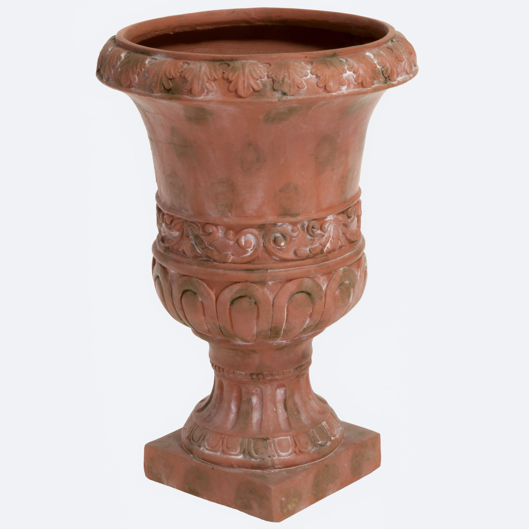 urn campania pin international stone trowbridge large cast planter