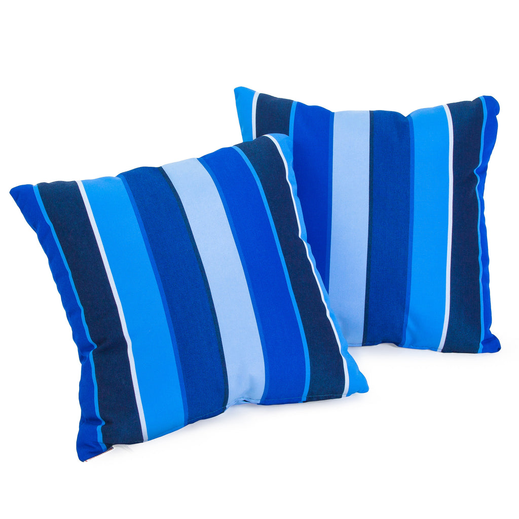 Lorie Blue Striped 17