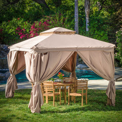 Chanelle Outdoor Gazebo Canopy