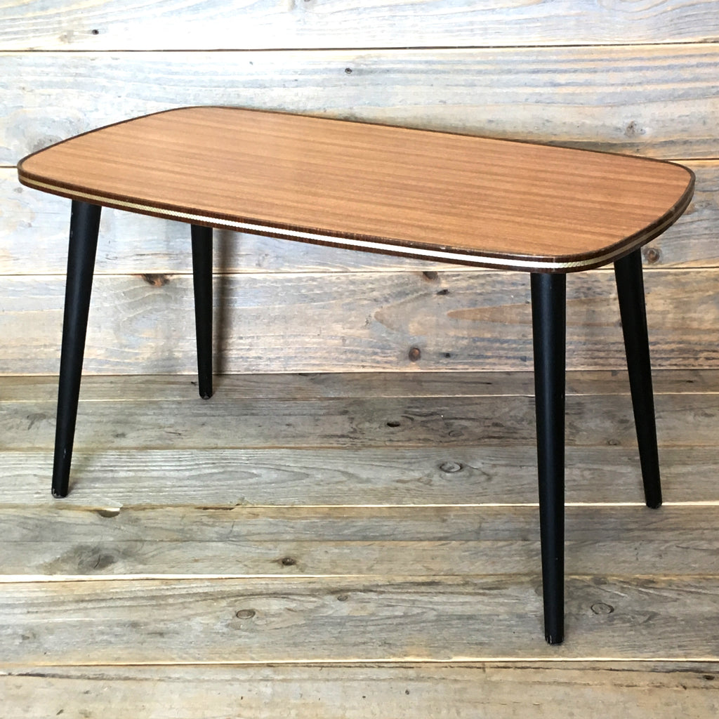Mid Century Retro Formica Coffee Table - edward & ellen