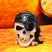 Load image into Gallery viewer, Pirate Skull