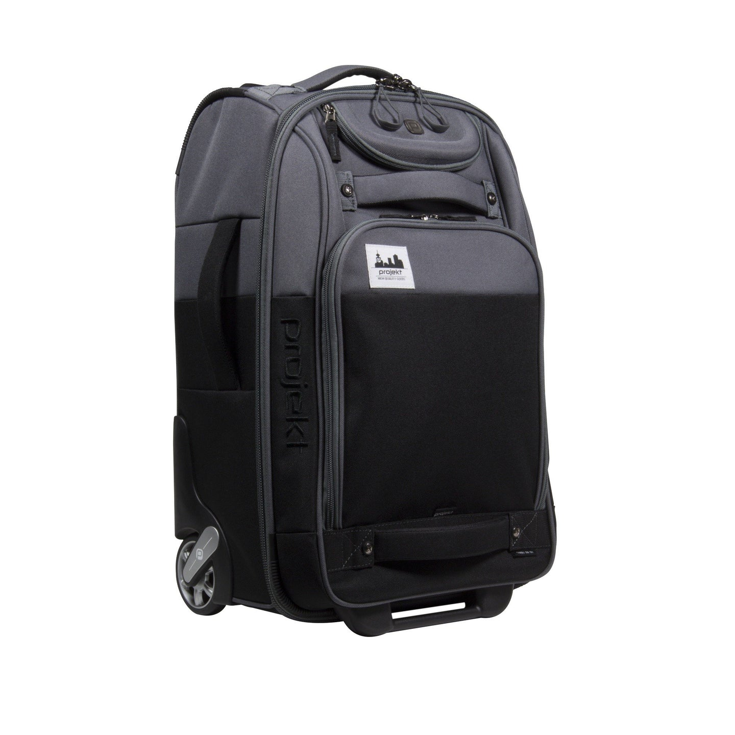 Carry-On 101 - Black/Charcoal