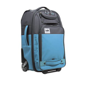Carry-On 101 - Turquoise/Charcoal