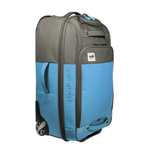 Check-in 101 - Turquoise/Charcoal