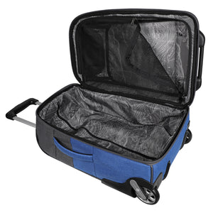 Carry-On 202 - Black/Grey