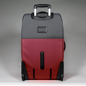 Check-in 101 - Red/Charcoal