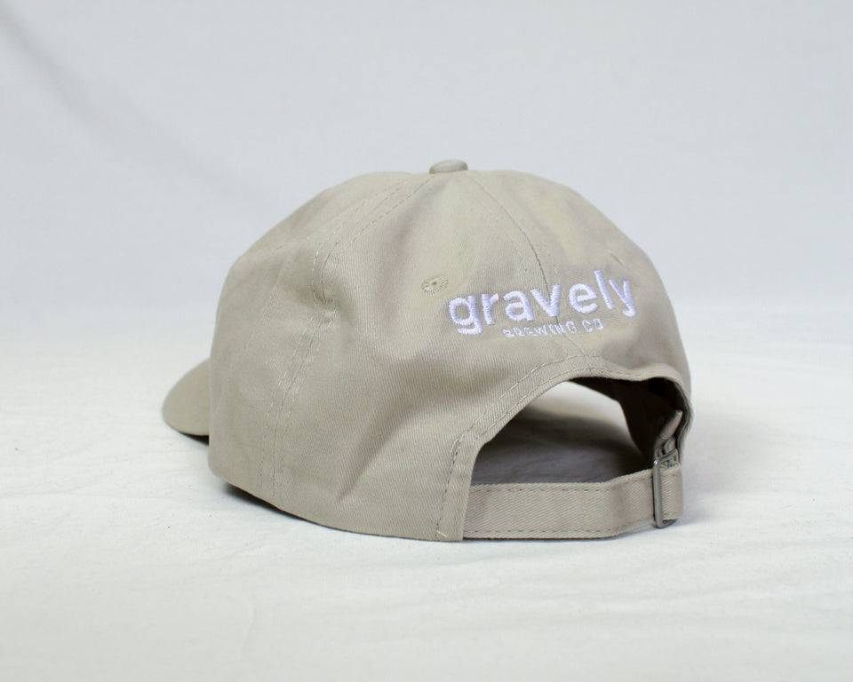 Gravely Dad Hat