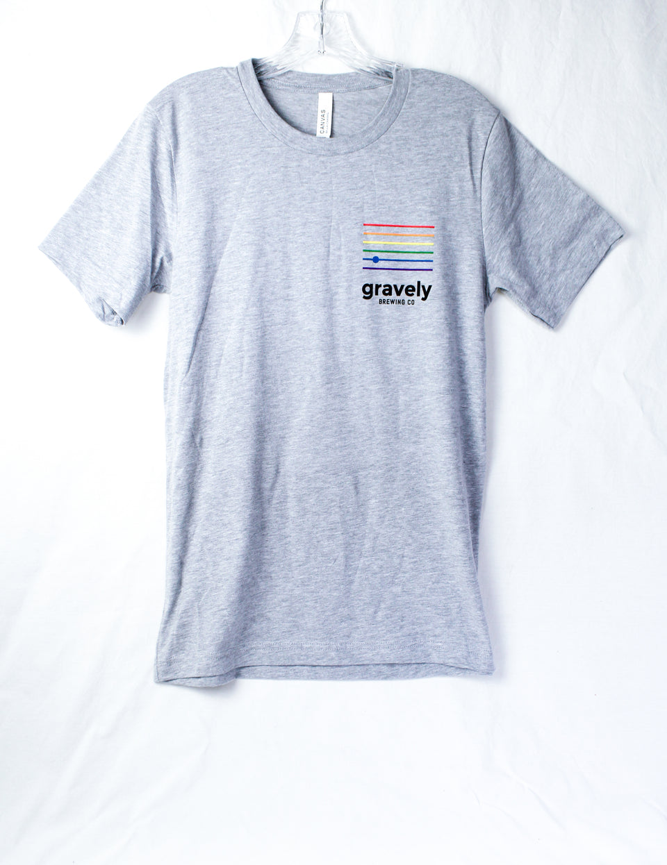 Gravely Pride Tee
