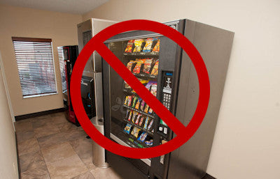 Travel tips - Get a room away from avending and ice machines and elevators