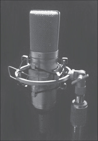 VO: 1-A Microphone, The Voice-Over Microphone