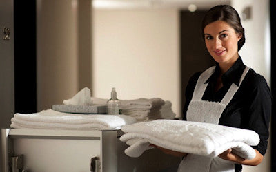 Travel tips - Tip housekeeping staff to vacuum rooms away from yours first